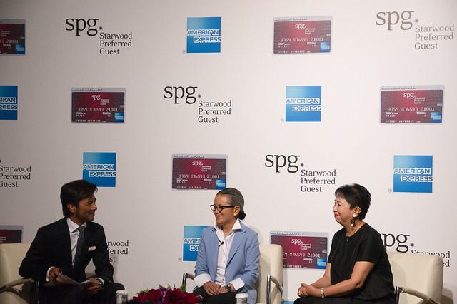 「ホテル&トラベル」ジャーナリストによる対談