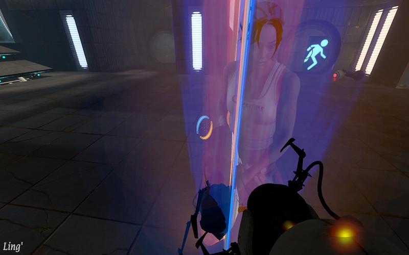 【心得】Portal 1 & 2 (傳送門 1 & 2) - aesopp73981的創作 - 巴哈姆特