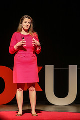 Leah Carmichael @ TEDxUGA 2017: Spectrum