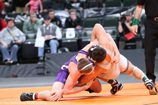 160A - 1st Place Match - Bailee O'Reilly (Goodhue) 41-1 won by decision over Dalton Wagner (Jackson County Central) 39-4 (Dec 13-11)