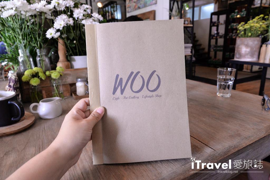 清迈美食餐厅 Woo Cafe 19