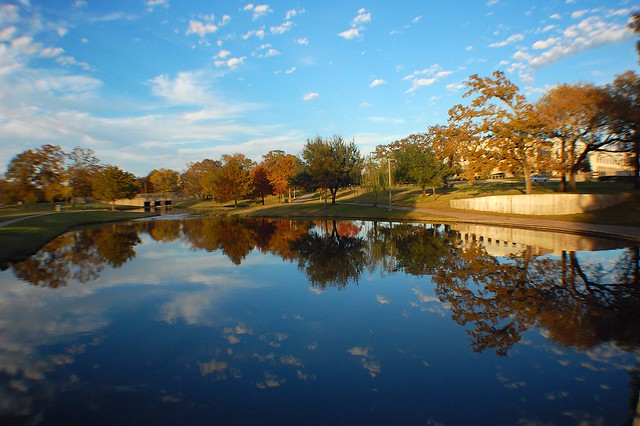 The Lake at Centeq Research Park, Texas A&M