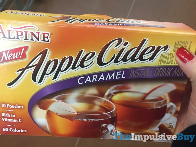 Alpine Caramel Apple Cider