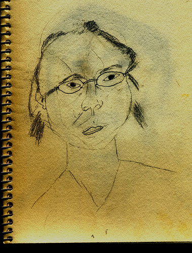 Sketch of female
