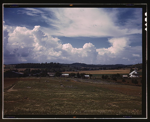Countryside near the TVA site of the Douglas dam, Tenn. (LOC)