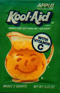 Apple Kool-Aid