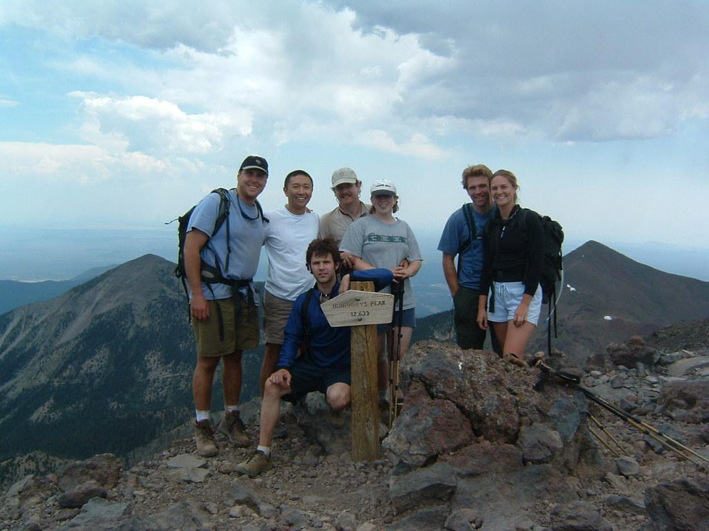 0307 Summit of Humphrey's Peak
