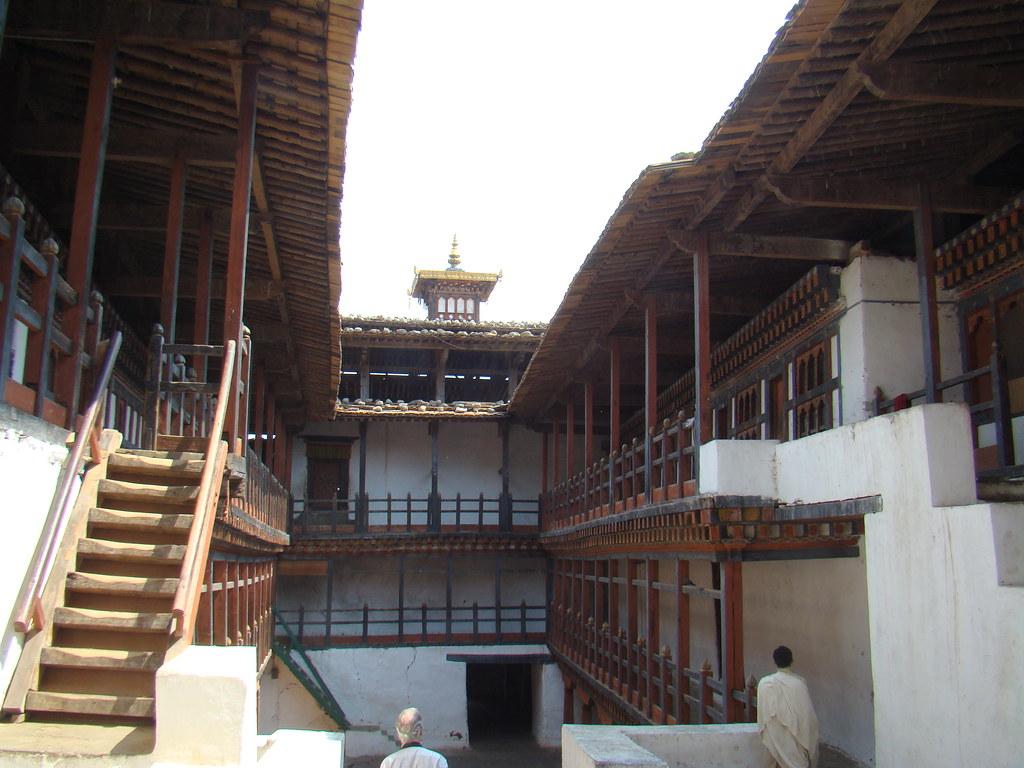 Bhutan Wangdue Phodrang Dzong 38