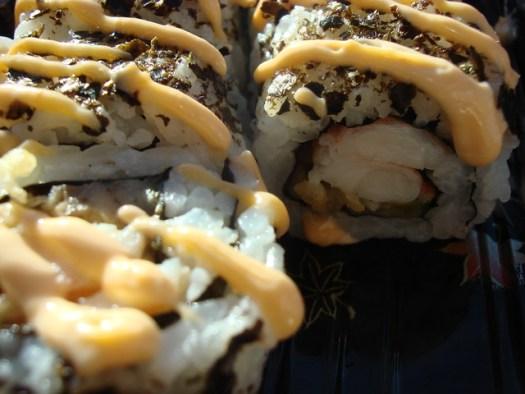 Vulcan Roll Sushi From Tria Market, B'ham AL