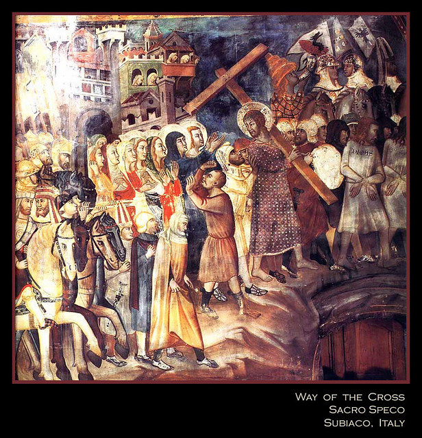 Way of the Cross, Subiaco