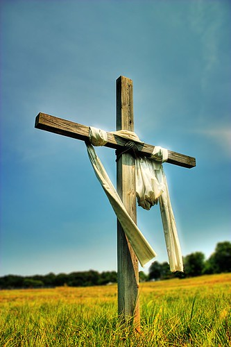 your faith makes you blind