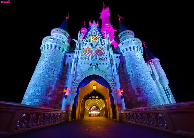 Cinderella Castle: Through The Eyes Of A Child