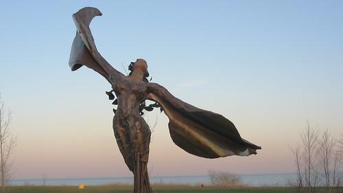 Bronze Harpie