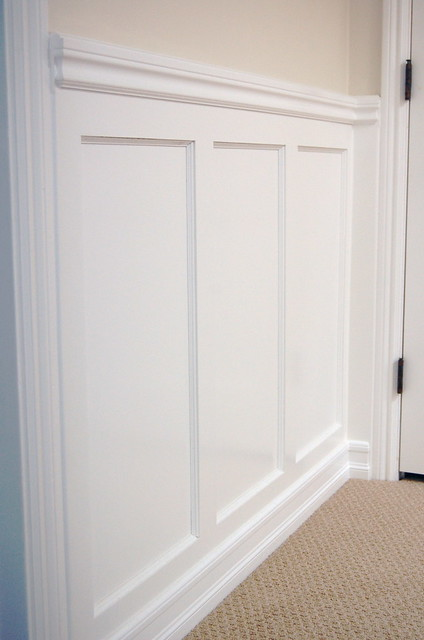 Shaker type wainscoting ideas  a gallery on Flickr