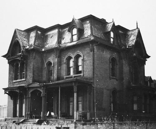 Taylor house, Detroit
