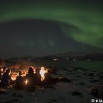 Viajefilos en Tromso, Auroras Boreales 031