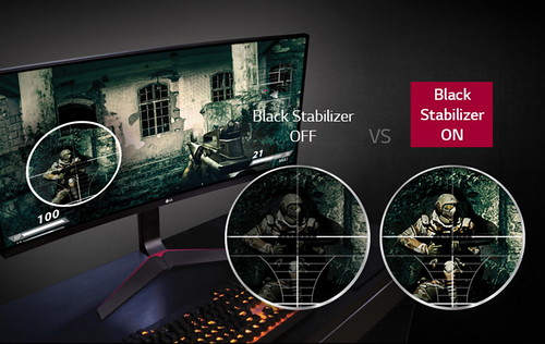 Black Stabilizer