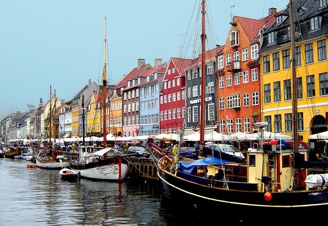Nyhavn Copenhagen Harbor Flickr Photo Sharing