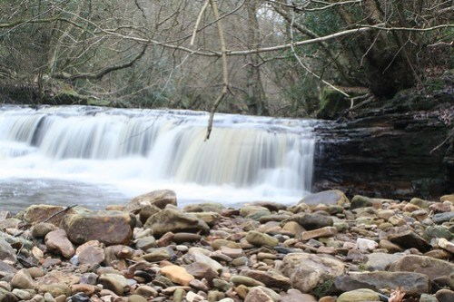 Waterfalls on West Beck near Ironstone Drift