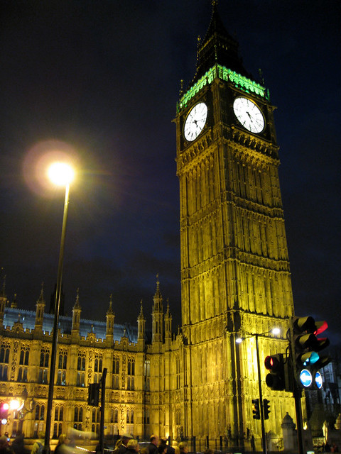 When Was Big Ben Built
