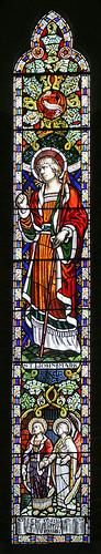 John Mark, St. Mark's, Cambridge by TheRevSteve