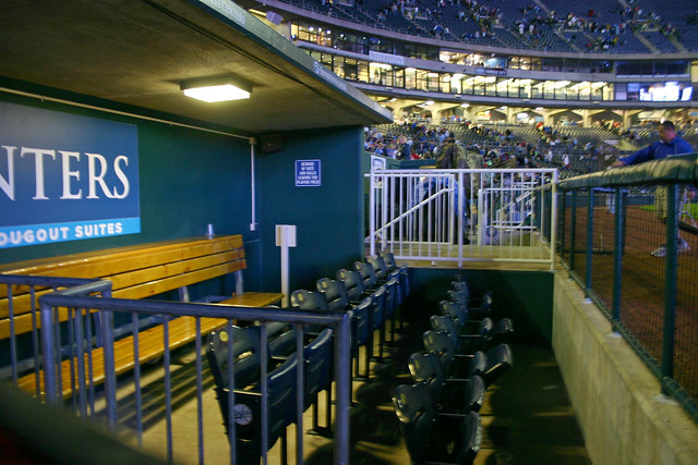 Dugout Suite  Flickr  Photo Sharing