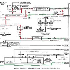 96 Honda Civic Fuse Box Diagram Inverter Home Wiring 98 Geo Metro Diagrams Schematic Manual E Books 94