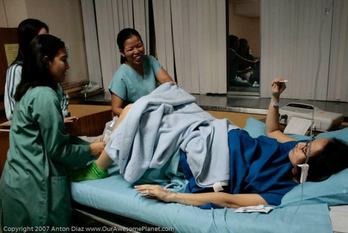 The Birth of Baby Joshua Xavier Diaz-1