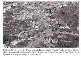 1965 Fridley Tornado  I was in Jr High School at the time  Flickr  Photo Sharing