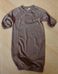 Petit Lem Bamboo Baby Clothes - Bamboo Newborn Gown ...