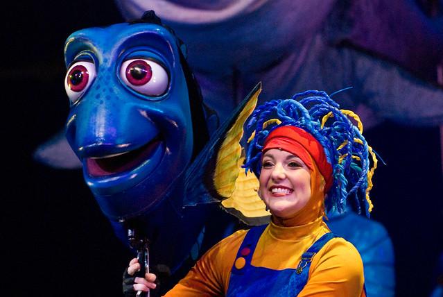 Finding Nemo the Musical  Disneys Animal Kingdom  Flickr  Photo Sharing