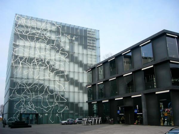 Peter Zumthor Bregenz Museum Glass