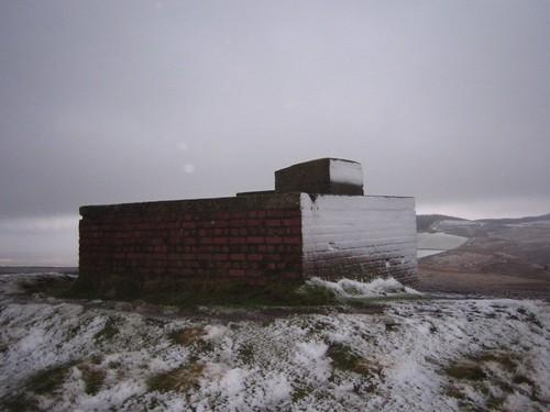 Starfish Decoy Site betweem Percy Rigg and Guisborough