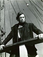 gregory peck as captain ahab moby dick by Positively Puzzled