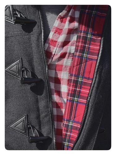 Lumberchic Albion Zipper
