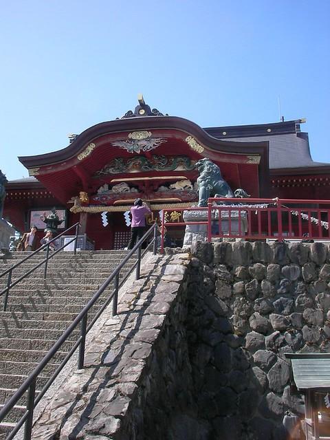 Mt. Mitake Trekking 武蔵御嶽神社