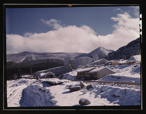 First snow of the season in the foothills of the Little Belt Mountain, Lewis and Clark National Forest, Meagher County, Montana (LOC)