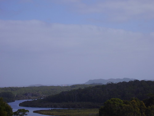 view from Nornalup by Eleanor V