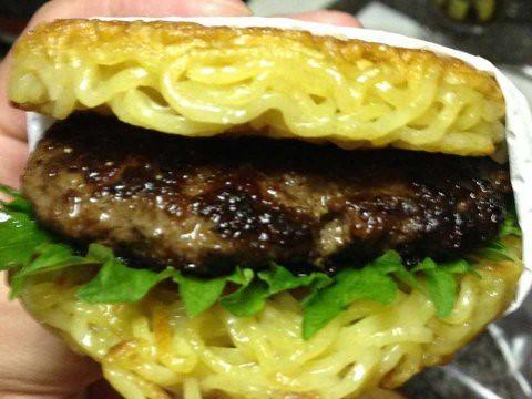 Ramen Burger, Eat the Street, Food Trucks