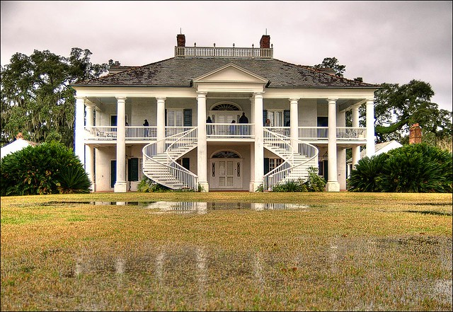 Evergreen Plantation HDR