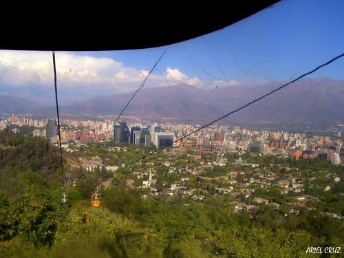 Teleférico - Cerro San Cristóbal | Santiago (Oriente) de Chile