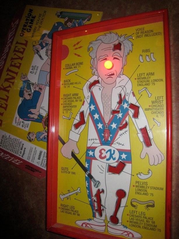 Evel Knievel Operation