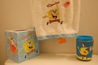 spongebob bath set | Flickr - Photo Sharing!