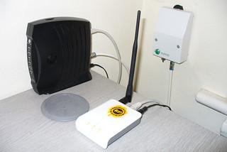wi-fi fon hotspot base station