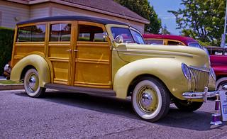 1939 Ford Woodie Wagon 27Jul1996--02