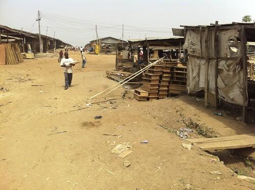Deidei Lumberyards - Abuja Nigeria by Jujufilms