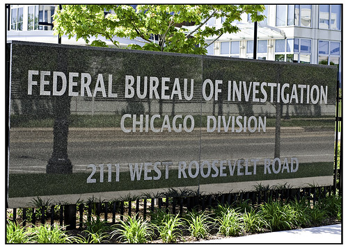 Federal Bureau of Investigation Chicago Division
