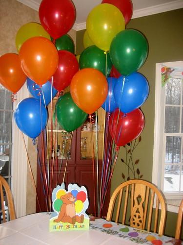 Little Bear Birthday Party  Little Bear Birthday Ideas