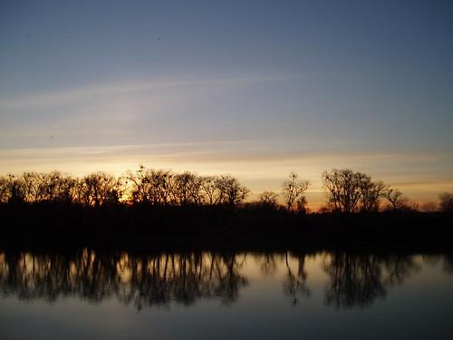 River Dusk
