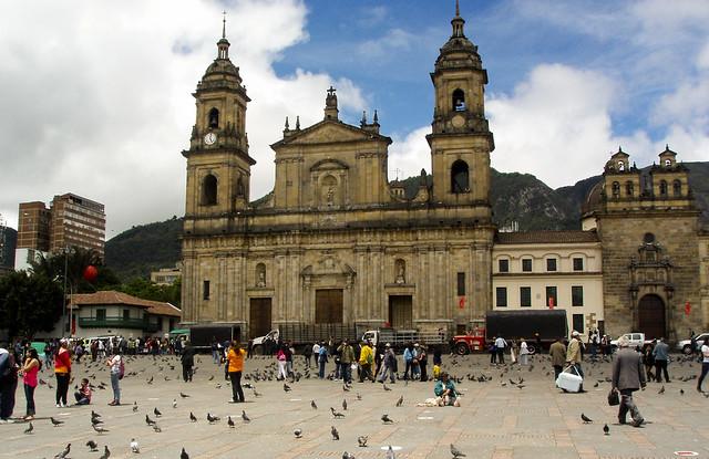 Bogota center